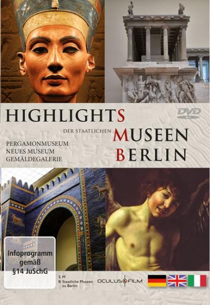 4 DVD Box: Highlights der Staatlichen Museen zu Berlin
