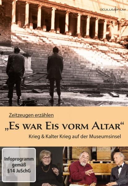 DVD: Es war Eis vorm Altar